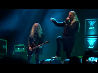 Saxon - Crusader, Into The Grave, Leeuwarden, August 11, 2017