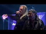Saxon - Denim &amp Leather (only one more song to go...), Into The grave, Leeuwarden, August 11, 2017