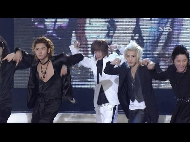 DBSK - O Jung. Ban. Hap SBS Super Model Live 2006 [LIVE HD 1080p]