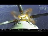Soyuz Launch Onboard Camera!