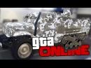 GTA ONLINE - КУПИЛИ HALF-TRACK ЗА 3000000$  #321