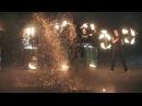 Барабанно-танцевальное шоу SPLASH. Театр огня и света Wanderers
