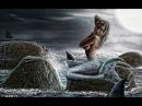 Стая русалок замечена в Крыму в районе Балаклавы.