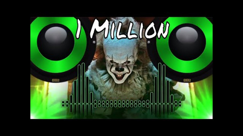 BASS BOOSTED TRAP MUSIC MIX 1 MILLION EDITION