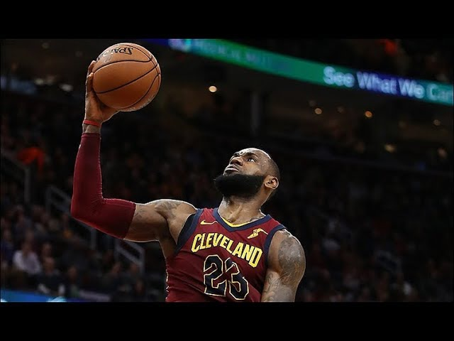 【NBA】Cleveland Cavaliers vs Detroit Pistons - Full Game Highlights Nov 20, 2017 2017-18 NBA Season