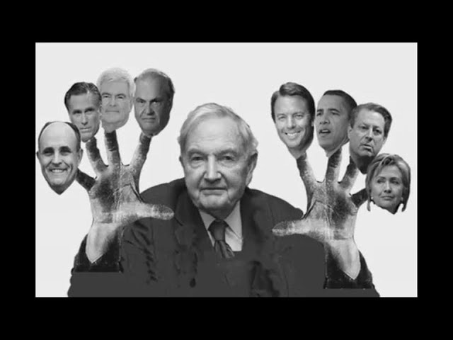 Кто такие РОКФЕЛЛЕРы - The Rockefeller family ?