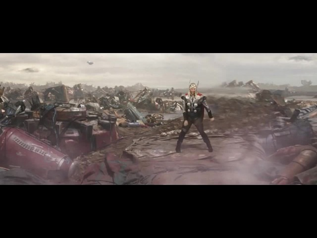 THOR Ragnarok - Thunder