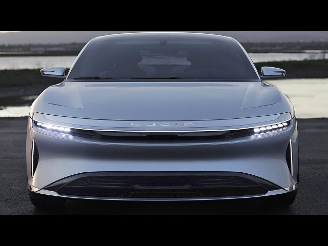 Lucid Air (2019) Tesla Model S killer?