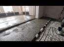 Стяжка Как залить стяжку под теплый пол Современный подход Уфа ремонт
