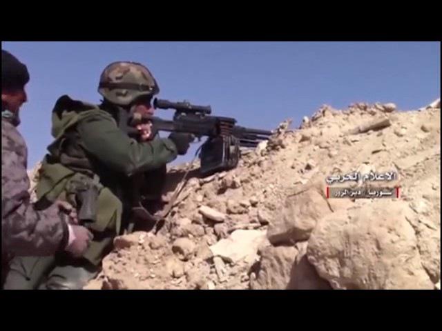 Сирийская армия при обороне Дейр-эз-Зор / The Syrian army in the battles for Deir ez Zor
