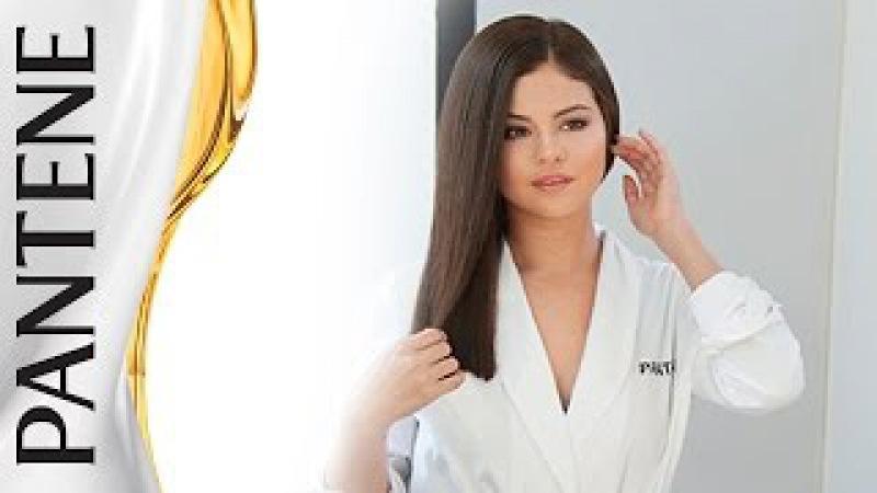 Selena Gomezin İlk Pantene Çekimi Heyecanı
