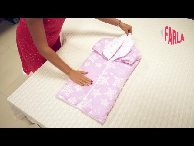 Конверт для новорожденного Farla Cute