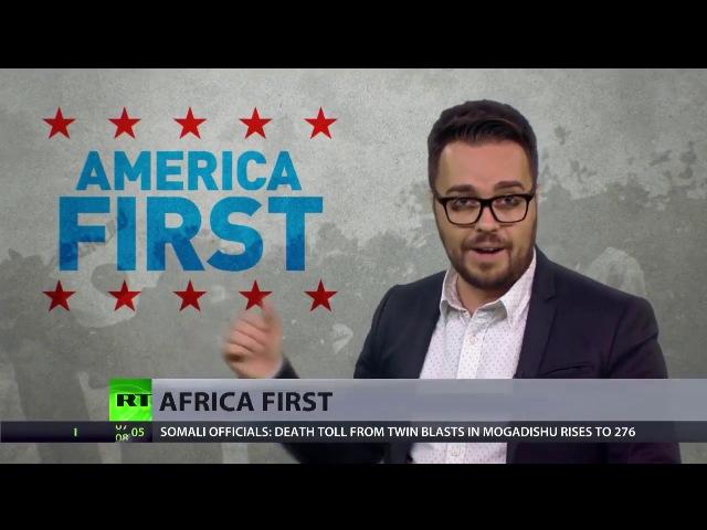 Für Krieg in Afrika: USA stellen 5,2 Milliarden US-Dollar für Anti-Terrorkampf zur Verfügung