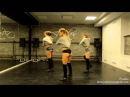 Booty Twerk made in Russia / Russas dancando BootyShake