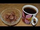 Чернослив с орехами в шоколаде Домашние конфеты