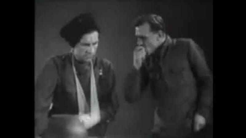 Мультик Песня о Чапаеве 1944 Союзмультфильм