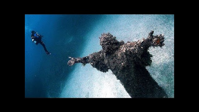 Археологи в шоке. Найден неизвестный город на дне океана. Древняя Атлантида