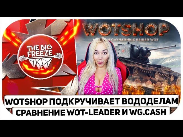 WG.CASH И WOT-LEADER