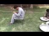Pashto funny video clip   pathan funny cloth washing 2016