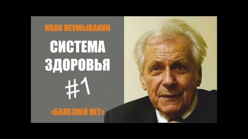 Система здоровья. Часть 1 / Профессор Неумывакин И. П.