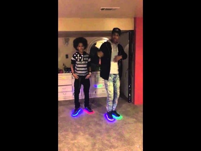 Ayo Teo   hitthewavechallenge   Lil Haiti - Hit The Wave