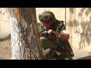 Силы антитеррора отразили нападение «террористов»на российские объекты в Тадж