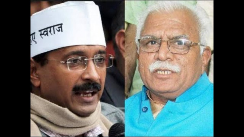 Delhi Smog: Haryana CM Khattar to Arvind Kejriwal: Raftaar News Channel