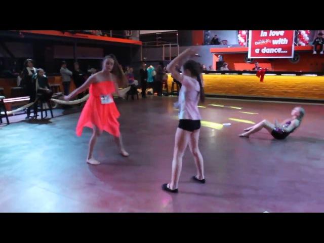 🔵🌟BlueStar Dance Studio🌟🔵 Петухова Вікторія-Марта Contemporary, Початківці (In love with a dance)