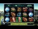 Jurassic World Slot in Goldfishka casino