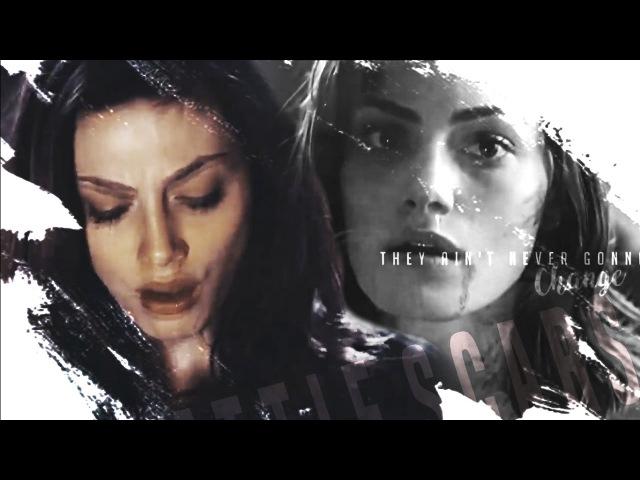 ► Hayley Marshall | Battle Scars