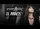 spencer hastings | everything's a mess