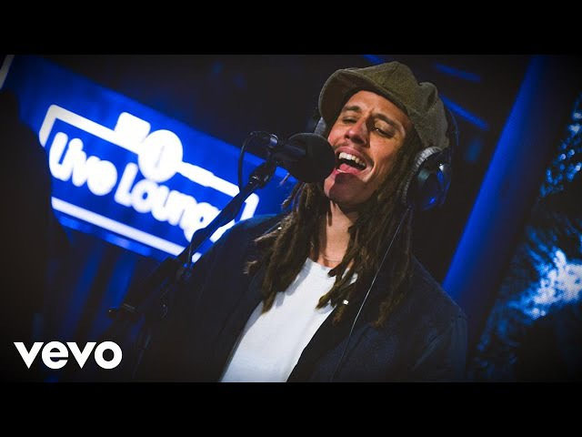 JP Cooper - She's On My Mind in the Live Lounge