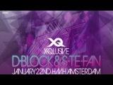 Line up release XQ D-Block &amp S-te-Fan, Heineken music hall january 22, 2011