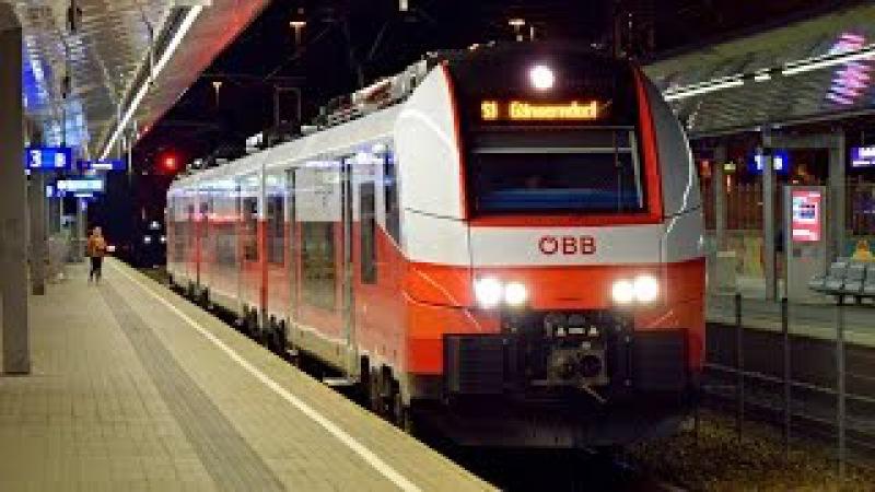 ÖBB cityjet in Wien Meidling