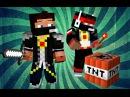Minecraft [Прохождение Карты] 1 - Кто Сильнее? Мистик Или Лаггер?