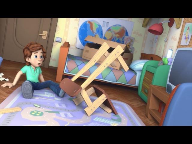 Фиксики - Инструкция | Познавательные мультики для детей, школьников » Freewka.com - Смотреть онлайн в хорощем качестве