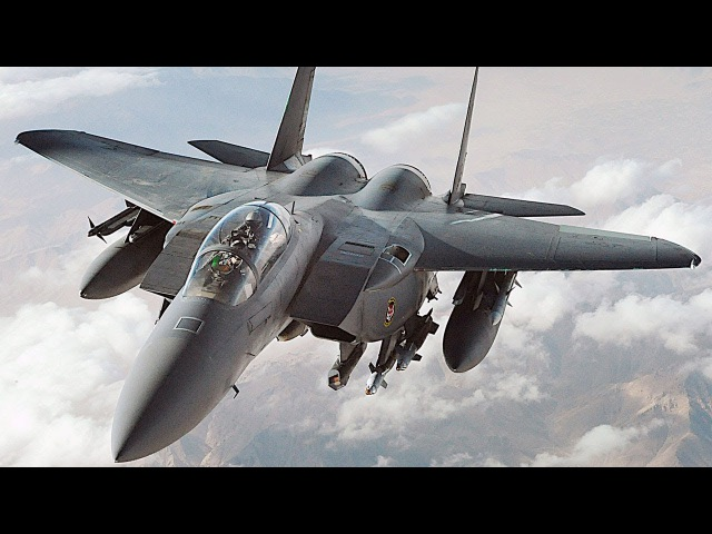 F-15 Eagle / Всепогодный истребитель