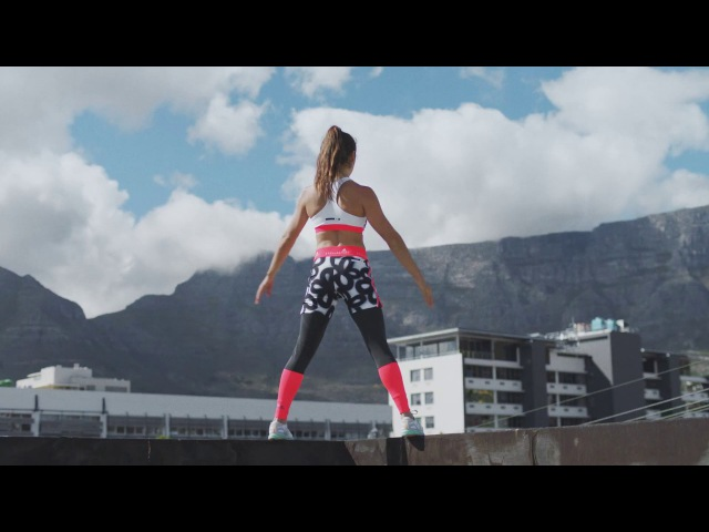 The adidas StellaSport Challenges 👊 | Jumping Skylines in Cape Town
