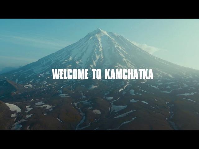 Камчатка 2017 квадрокоптер Kamchatka drone