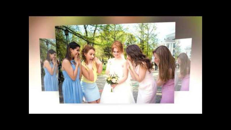 Вова и Катя свадебное слайд-шоу