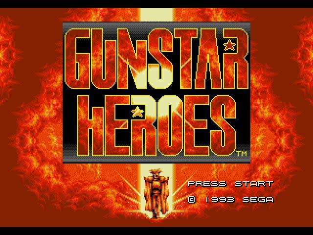 Gunstar Heroes Metal Medley (Fragments)