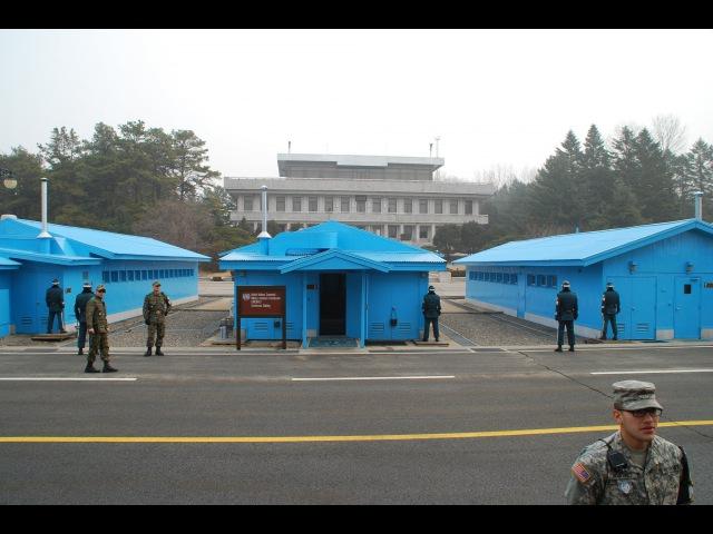 The Surreal DMZ (Korea)