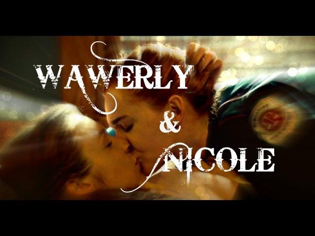 Waverly Nicole (WayHaught) | Wynonna Earp Season 1