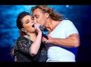 Наташа Королева и Тарзан в БКЗ Октябрьский шоу Магия Л 10.2017 живой звук