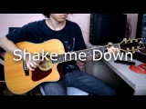 Shake me Down - Cage The Elephant (Cover by Antonio Junior)