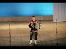 Полынь трава,исполняет гармонист Виктор Барайщук.Accordionists of russia