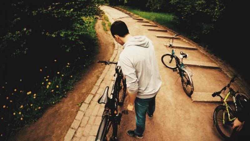 Выборг на велосипедах