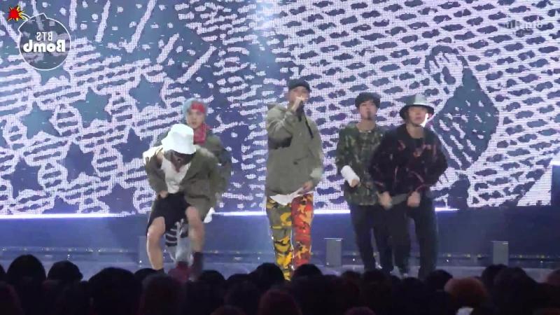 [BANGTAN BOMB] 'MIC Drop' stage @COMEBACK SHOW 'BTS DNA' - BTS (방탄소년단)