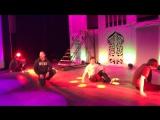 Репетиция спектакля Нерассказанная сказка Шахерезады