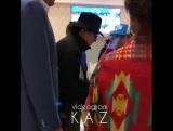 Джеки Чан Астанаға келді 👍